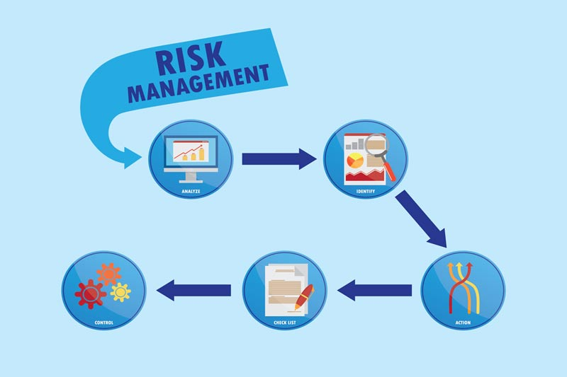 Entrepreneur's Must Manage Their Risk